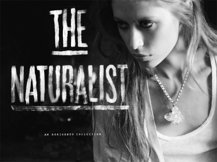 The Naturalist - Agrigento Designs