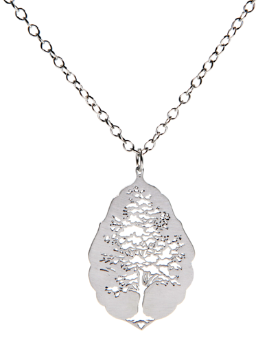 BABY GIVING TREE NECKLACE