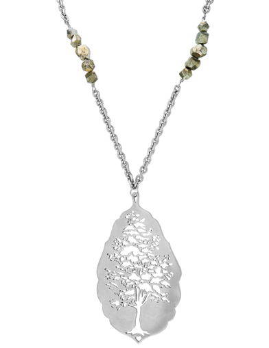 MOTHER NATURE TREE NECKLACE