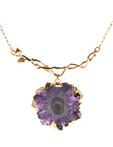 BRANCHLING STALACTITE NECKLACE