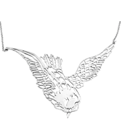 CITY BIRD NECKLACE