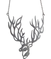 MAMA DEER NECKLACE