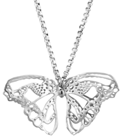 EMPRESS BUTTERFLY NECKLACE