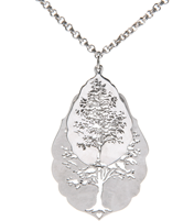 DOUBLE GIVING TREE NECKLACE