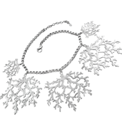GREAT BRANCH-SPREAD NECKLACE