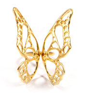 PRIMAVERA BUTTERFLY RING
