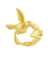 REBEL BIRD RING
